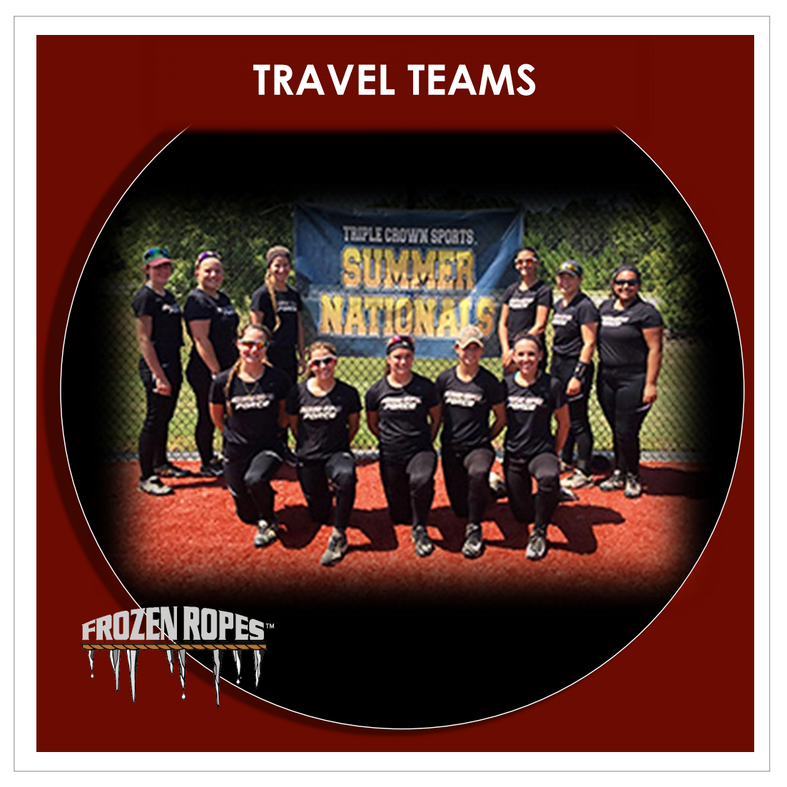 Frozen Ropes Travel Teams