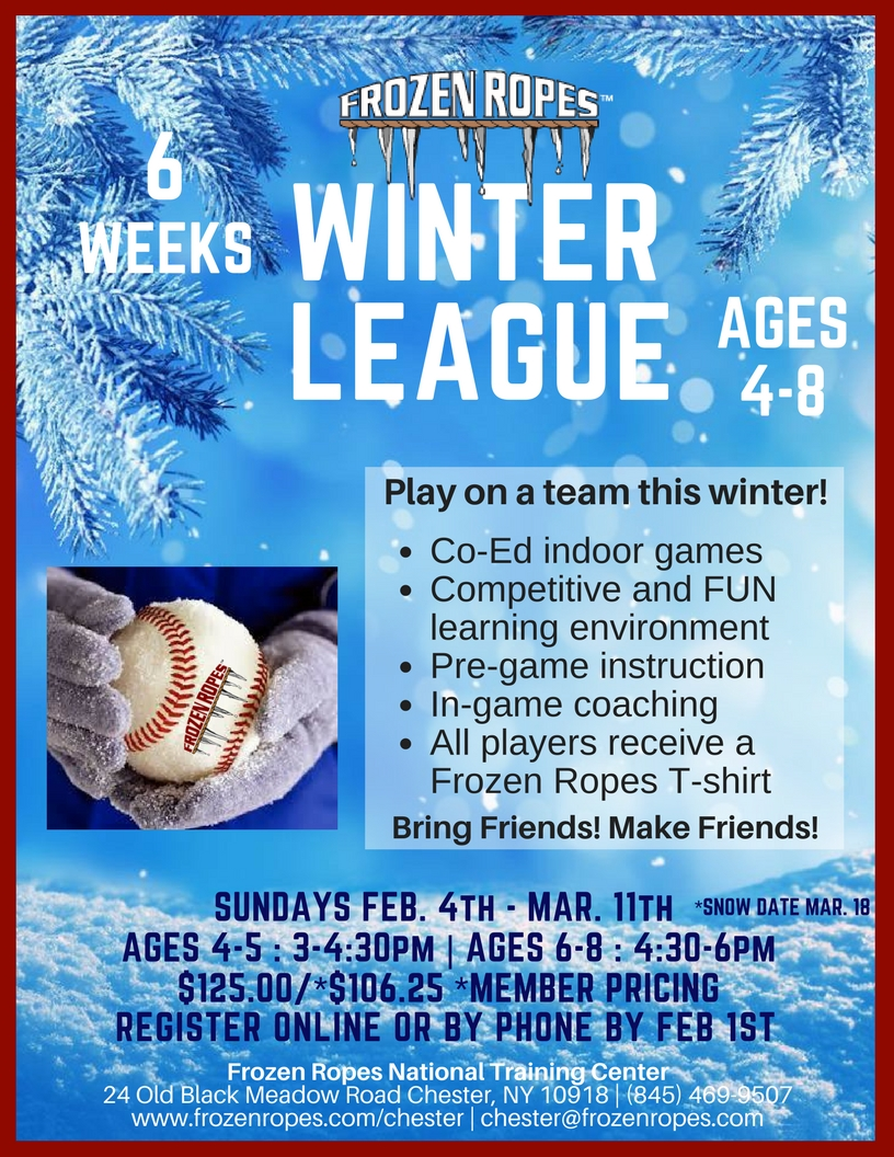 Copy of Winter League 2 11.7.2017 COLOR - Frozen Ropes Chester, NY