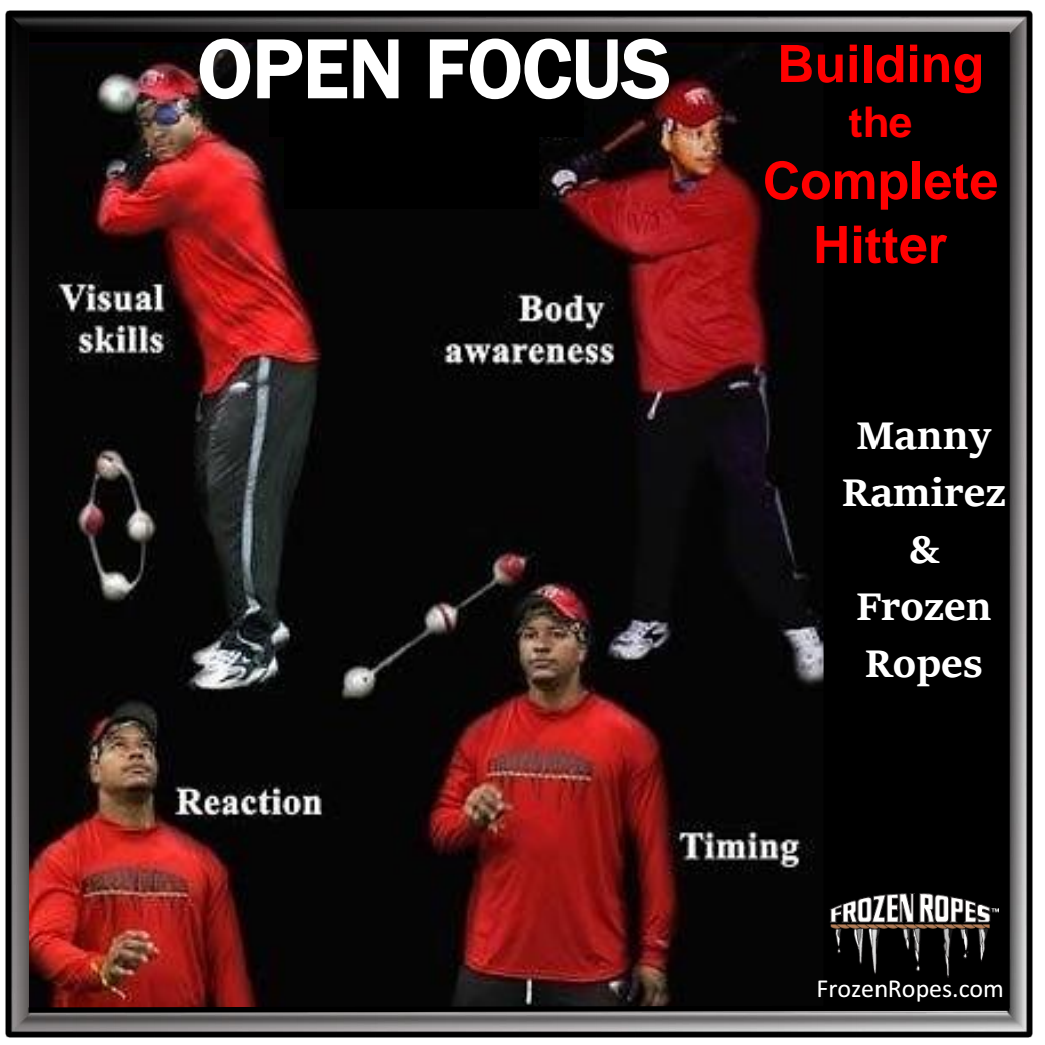 Open Focus with Manny Ramirez