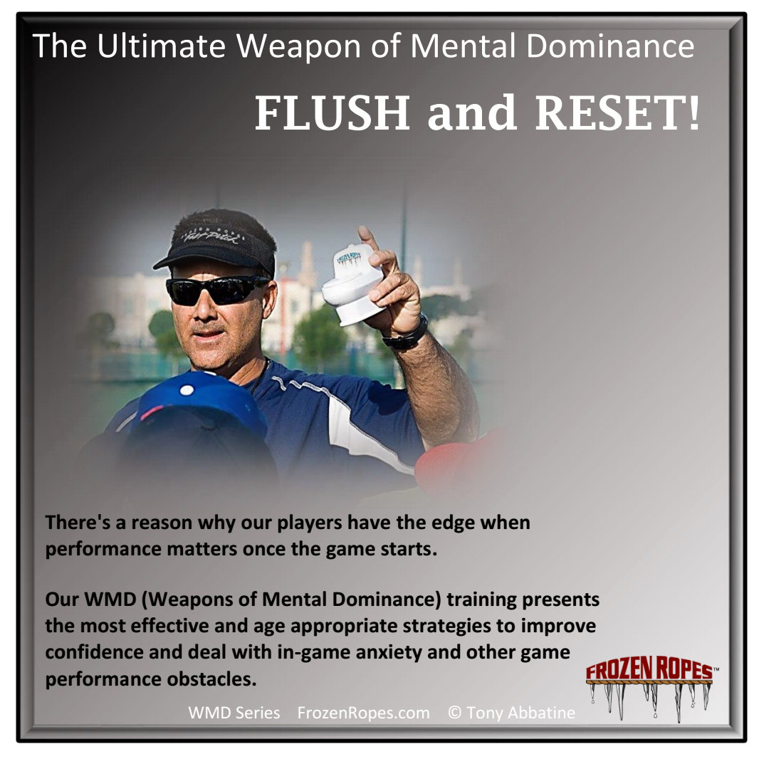 Tony Abbatine, Weapons of Mental Dominance