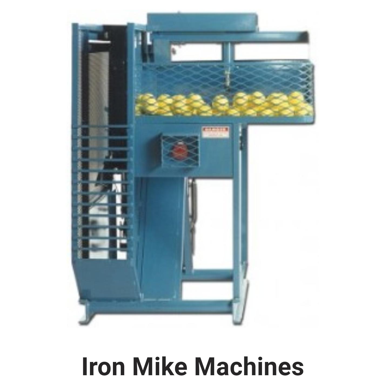 Iron Mike Machines