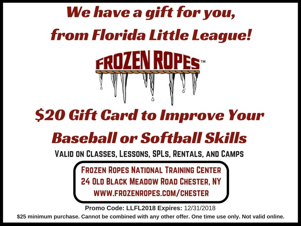 Florida Little League 2018