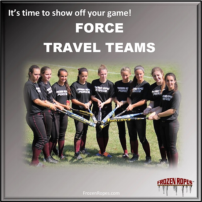 Frozen Ropes Force Travel Teams