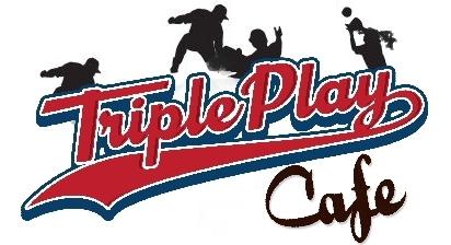 Triple Play Cafe Logo