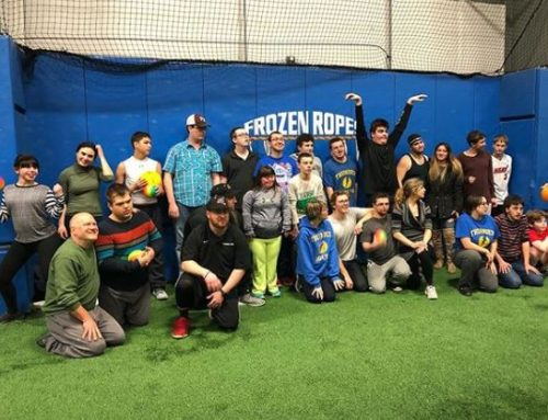 Frozen Ropes Chester kicks off Athletes With Excellence Program