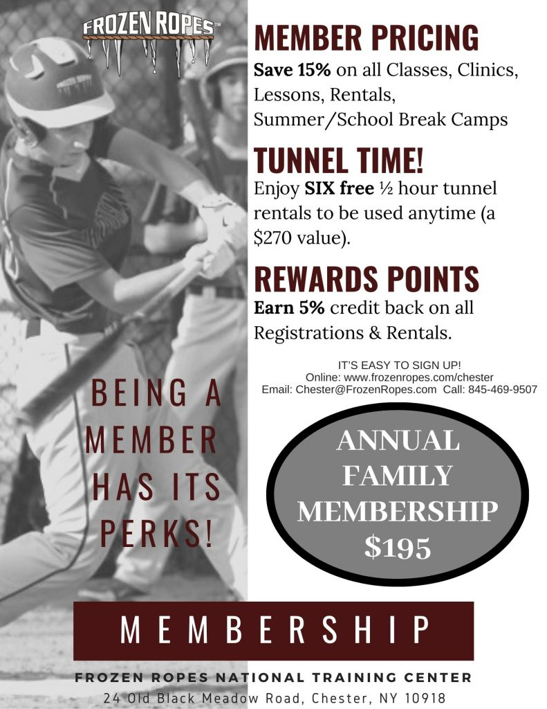 Frozen Ropes Membership