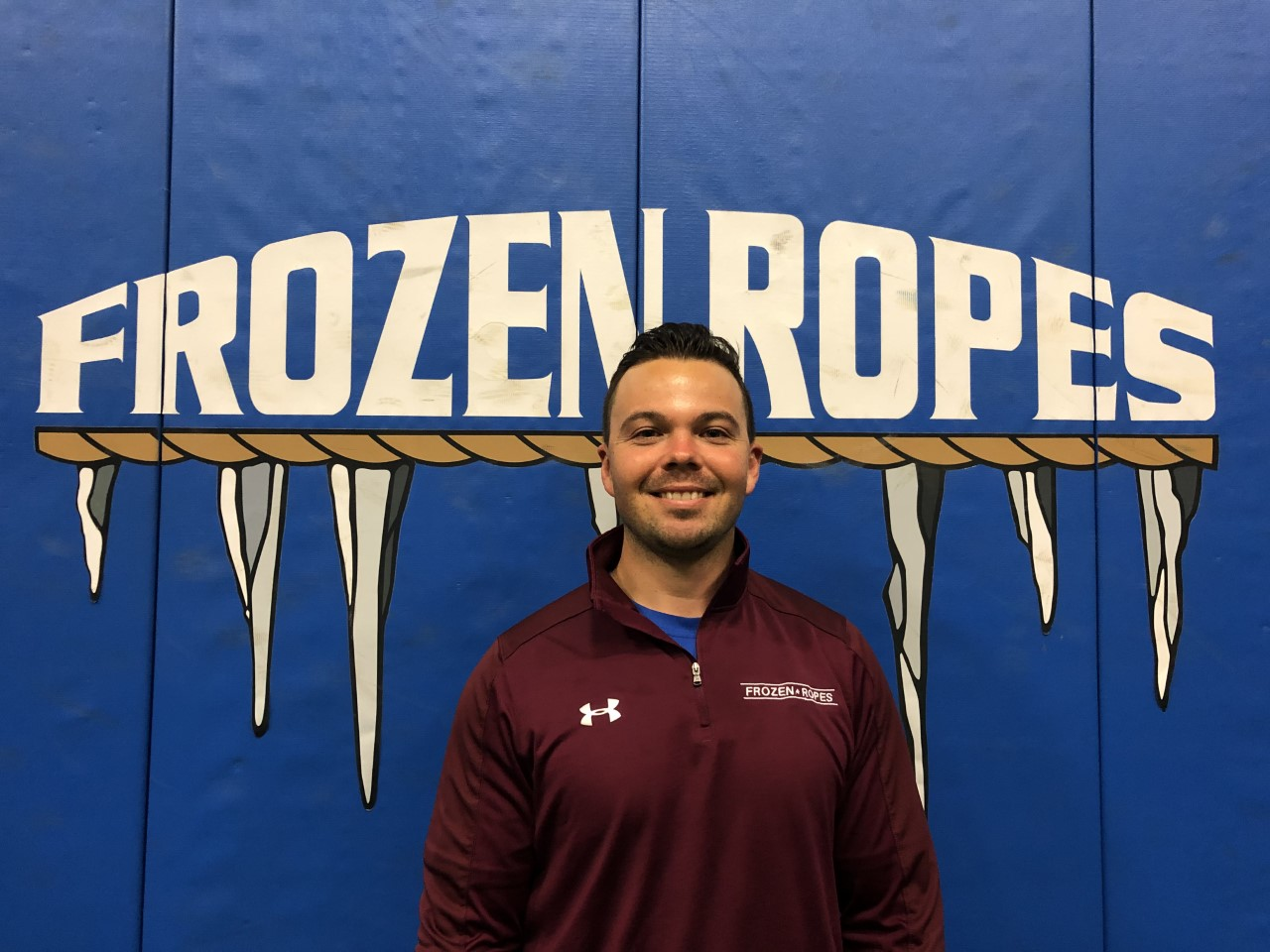 Jon Canazon, Instructor at Frozen Ropes