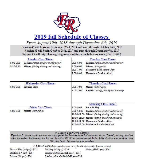 Fall Classes Starting Soon Frozen Ropes Mckinney Tx