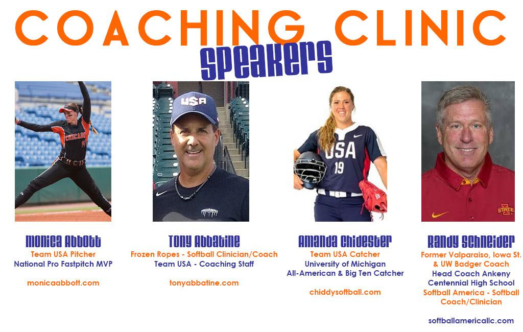 Abbatine To Speak At Wisconsin Fastpitch Softball Coaches
