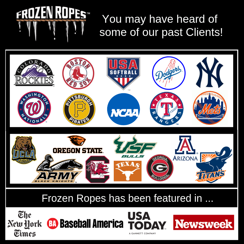 Frozen Ropes, Founded by Tony Abbatine. www.frozenropes.com